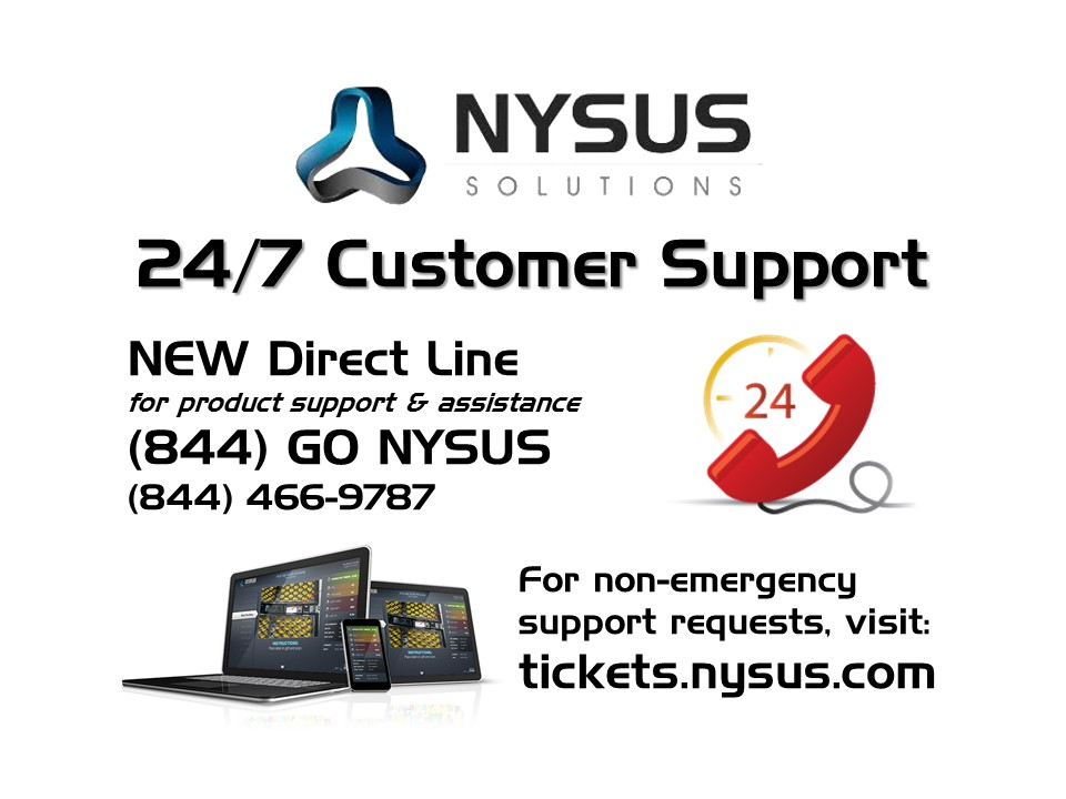 Unrivaled Support with Nysus
