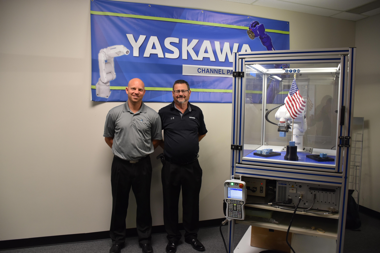 Robotics & The Machining Industry